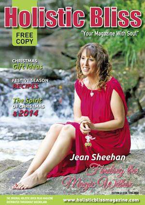 Jean Sheehan Holistic Bliss Magazine