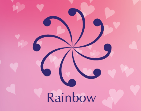Rainbow Child logo