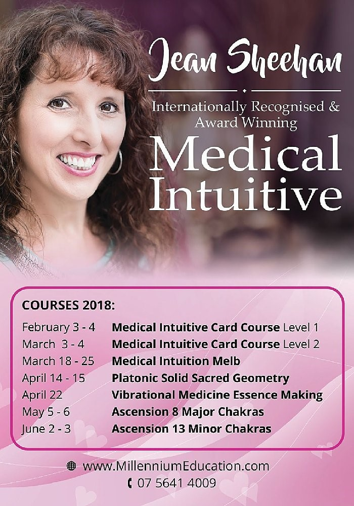 Medical Intuitive Courses Qtr 1 2018