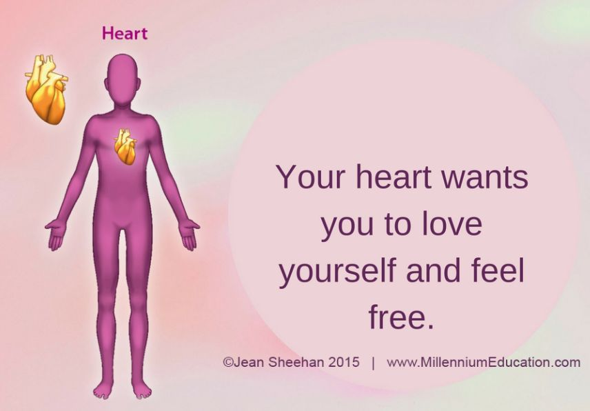The Heart Medical Intuitive Jean Sheehna