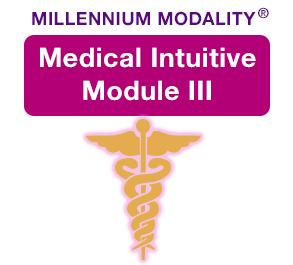 Medical Intuition Module III - Millennum Education